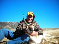 Antelope Hunts with Grand Slam Outfitters