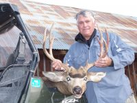 Deer Hunts with Grand Slam Outfitters