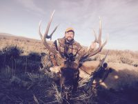 Grand Slam Outfitters Elk Hunt