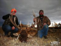Grand Slam Outfitters Elk Hunts