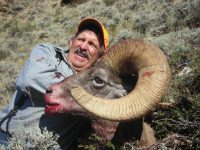 Grand Slam Outfitters Big Horn Sheep Hunt