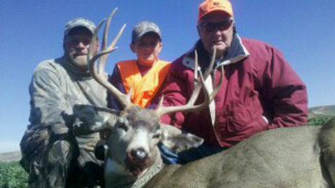Grand Slam Outfitters Deer Hunting