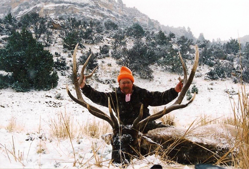 Grand Slam Outfitters Elk Hunting