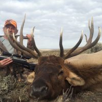 Elk Hunting with Grand Slam Outfitters