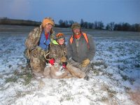 Grand Slam Outfitters Deer Hunts