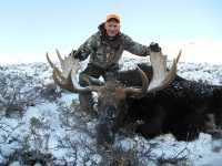 Grand Slam Outfitters Moose Hunt