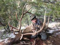 Grand Slam Trophy Elk Hunts